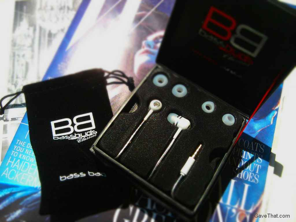 Bassbuds – Launch Competition!